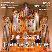 Bach: Preludes & Fugues / Joan Lippincott