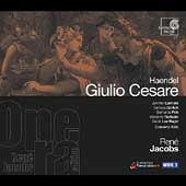 Handel: Giulio Cesare / Jacobs, Larmore, Schlick, et al