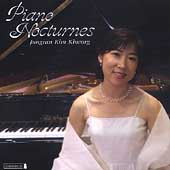 Piano Nocturnes - Chopin, Field, et al / Jungram Kim Khwarg