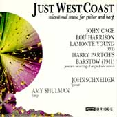 Just West Coast - Microtonal Music / Schneider, Shulman