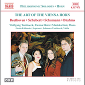 The Art of the Vienna Horn / Tomboeck, Inui, Kühmeier