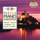 French Piano Concertos - Boieldeau, Massenet, Pierne, et al