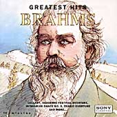 Brahms - Greatest Hits