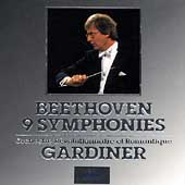 Beethoven: 9 Symphonies / John Eliot Gardiner