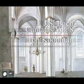J.S. Bach: Cantatas Vol 8 / Koopman