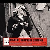 Eisler: Deutsche Sinfonie / Inbal, et al