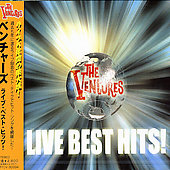 The Ventures: Live Best Hits