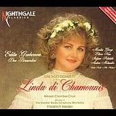 Donizetti: Linda di Chamounix / Gruberova, Groop, Kim, Palatchi, Melander