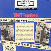 Various Artists: Hot-Epoken Swedish Jazz 2: 1931-1936
