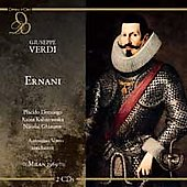 Verdi: Ernani / Votto, Kabaivanska, Domingo, Ghiaurov