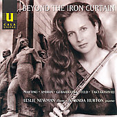 Beyond the Iron Curtain - Martinu, et al / Newman, Hurton