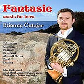 Fantasie - Schumann, Damase, et al / Etienne Cutajar, et al