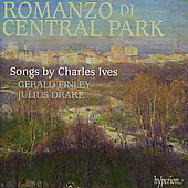 Romanzo di Central Park - Songs by Ives / FInley, Drake