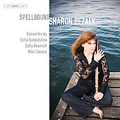 Spellbound - Gubaidulina, Takano, Beamish: Flute Concertos, etc / Sharon Bezaly, et al