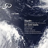 Haydn: Creation / Davis, Bostridge, Henschel, Matthews, London SO