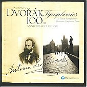 Dvor&aacute;k: Symphonies no 7, 8, & 9, etc / Armin Jordan, et al
