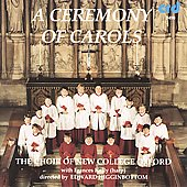 Britten: Ceremony of Carols / Kelly, Choir of New College Oxford