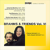 Brahms & Friends, Vol. 6