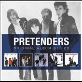 Pretenders: Original Album Series