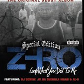 Z-Ro: Look What You Did to Me [PA]