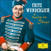 Live On Stage / Fritz Wunderlich