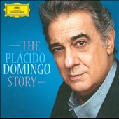 Placido Domingo Story [Limited Edition]