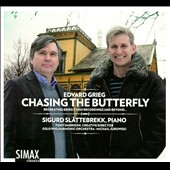 Edvard Grieg: Chasing The Butterfly