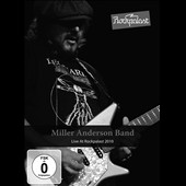 Miller Anderson Band: Live At Rockpalast 2010