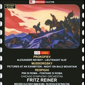 Fritz Reiner conducts Prokofiev & Mussorgsky / Chicago SO