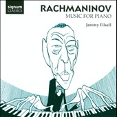 Rachmaninov: Music for Piano / Filsell