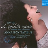 Haydn: Operatic Arias & Overtures / Anna Bonitatibus, Alan Curtis