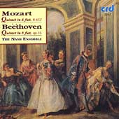 Mozart, Beethoven: Quintets in Eb / Nash Ensemble
