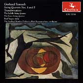 Samuel: String Quartets nos 1 & 2, etc / LaSalle, Essex