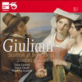 Giuliani: Scottish & Irish Studies & Rossiniana / Tullia Cartoni, Elena Casoli, Massimo Scattoli