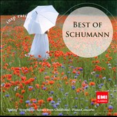 The Best of Schumann / Fruhlings-Sinfonie, Kinderszenen, Klavierkonzert