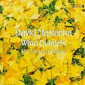 Maslanka: Wind Quintets / The Missouri Quintet