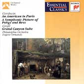 Gershwin: An American in Paris, etc;  Grofé / Ormandy