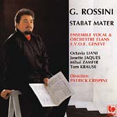 Rossini: Stabat Mater / Crispini, Jaques, Liani, Zamfir