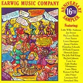 Various Artists: Earwig 16th Anniversary Sampler