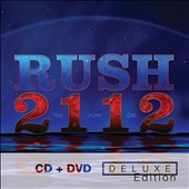 Rush: 2112 [Deluxe Edition] [CD/DVD] [Digipak]