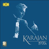 Karajan 1970s - The core of Karajan's orchestral repertoire [82 CDs plus 200+ page book]
