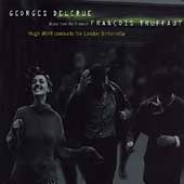 London Sinfonietta/Hugh Wolff: Georges Delerue: Music from the Films of François Truffaut