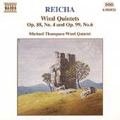 Reicha: Wind Quintets / Michael Thompson Wind Quintet