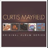 Curtis Mayfield: Original Album Series [Slipcase]