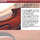 Beethoven: The String Quartets / Quartetto Italiano