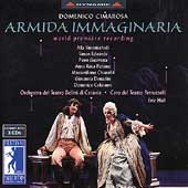 Cimarosa: Armida Immaginaria / Eric Hull