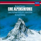 Richard Strauss: Eine Alpensinfonie [SHM-CD]