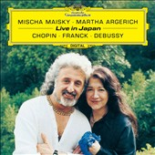 Mischa Maisky, Martha Argerich: Live in Japan [SHM-CD]