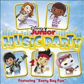 Various Artists: Disney Junior Music Party