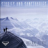 'Stories & Sanctuaries' - Lindroth: Alarm Calls; Bryant: Solace; Stravinsky: Symphony of Psalms; Puckett: Short Stories; Mackey: The Frozen Cathedral / UNCG Wind Ens.